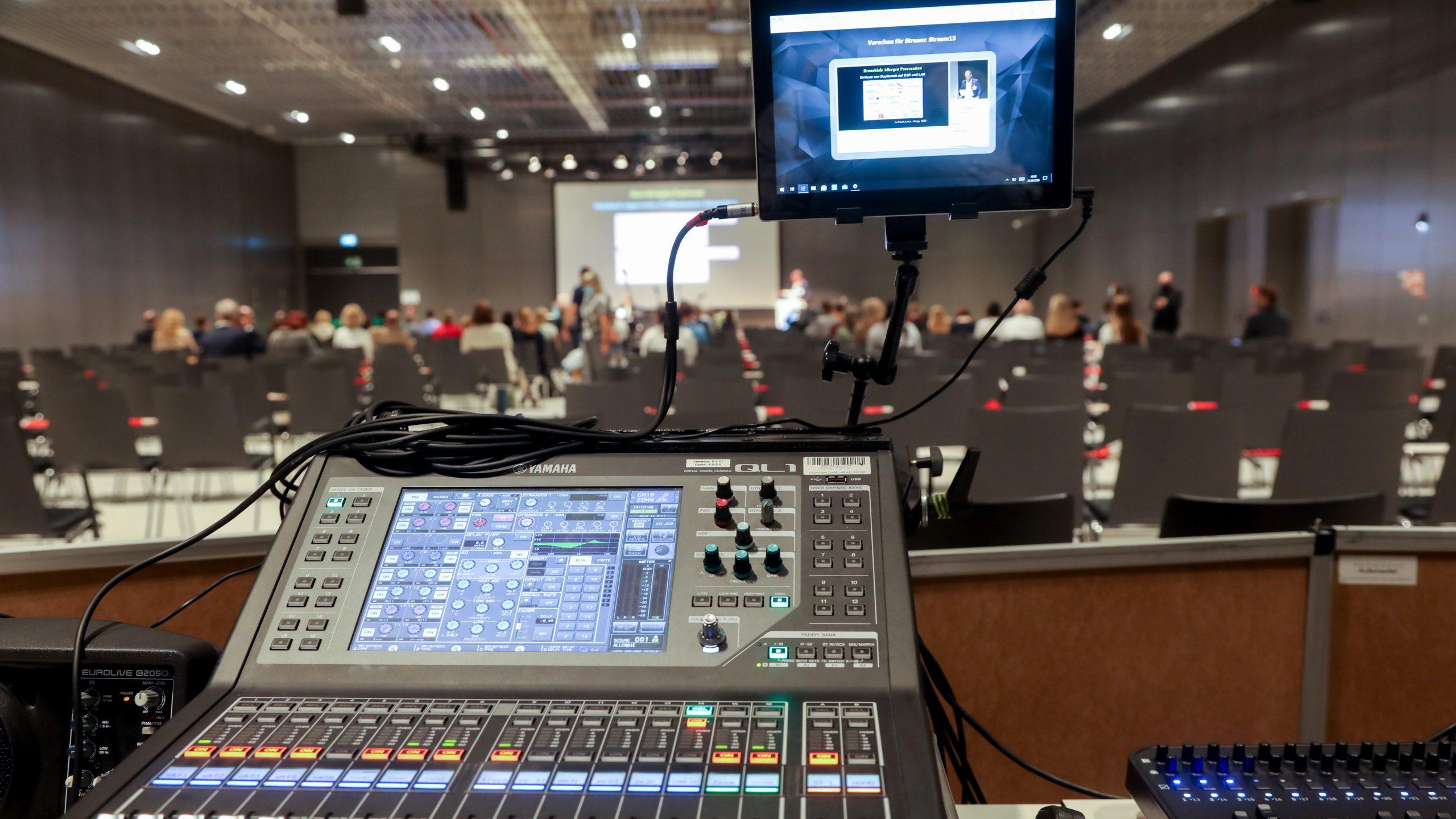 Kongress- und Medientechnik Röll Media