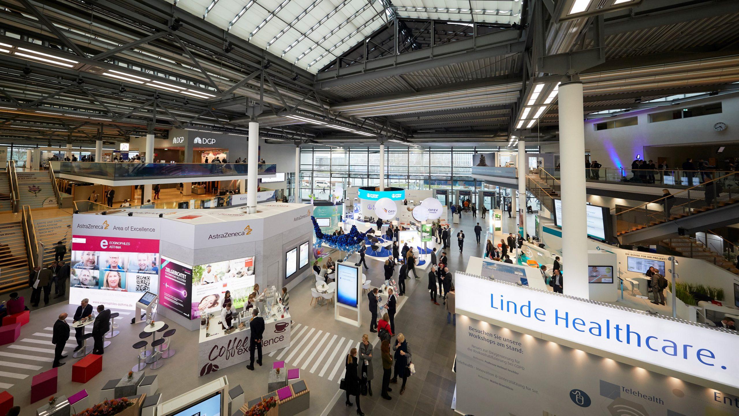 Ausstellungshalle Industrie DGP