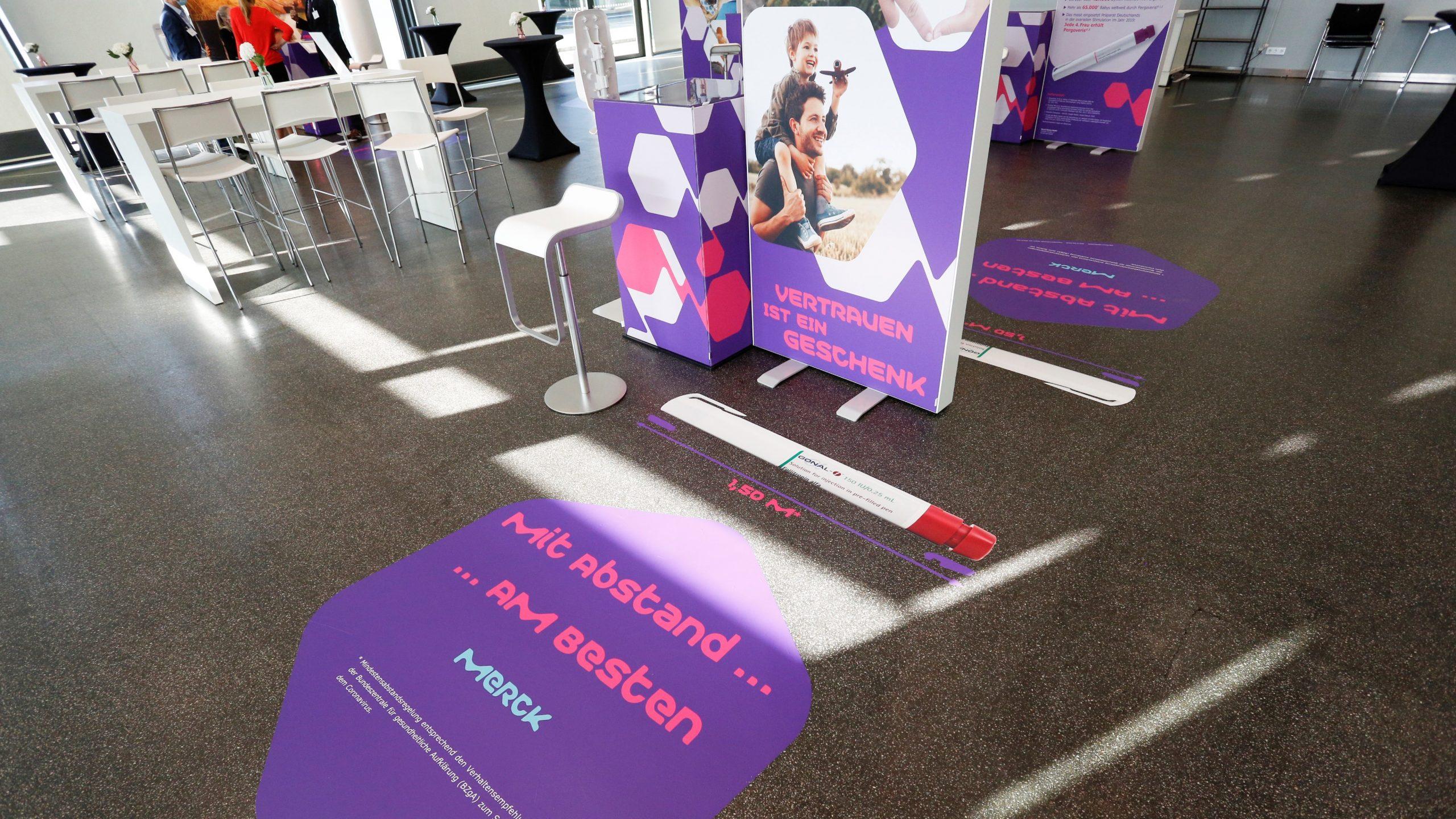 Sponsoring Ausstellung Kongresse Location