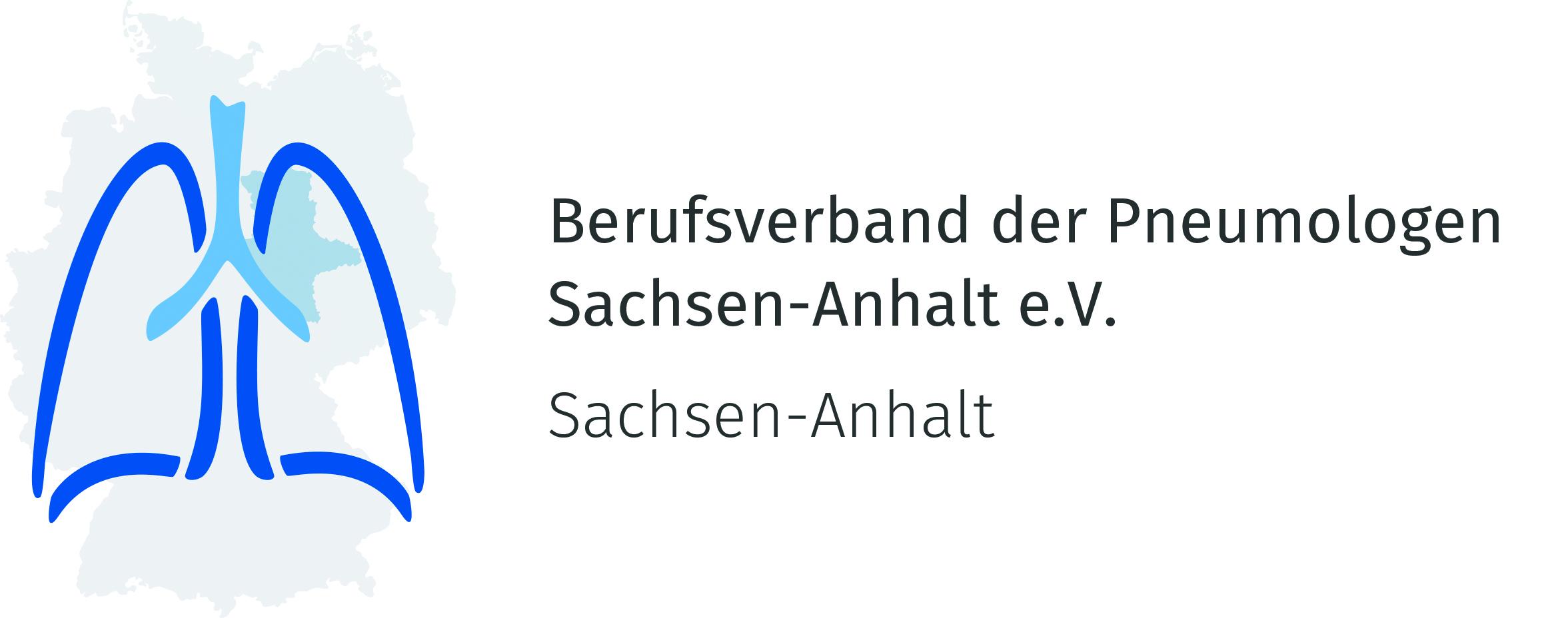 Logo Berufsverband Pneumologen Sachsen-Anhalt